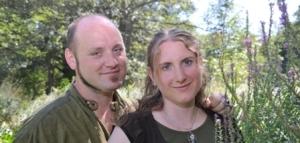 Val and Ian headshot
