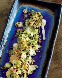 Brussels Sprouts Recipe photo - VEDGE