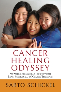 cancer healing odyssey cover