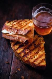 Corcos_Grilled Mozzarella Sandwich