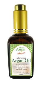 sheer argan oil