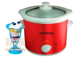 vitaclay yogurt maker