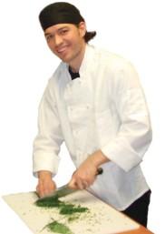 Chef Matt McPhelin