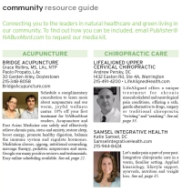 Example of Community Resource Guide